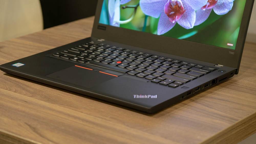 Laptop cũ Lenovo ThinkPad T480 - 14