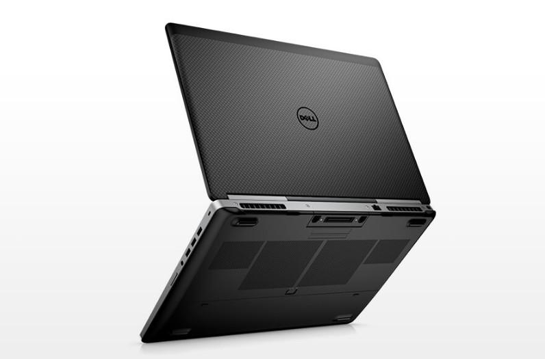 Laptop Dell Precision 7720 core i7-6820HQ| ram 16GB| SSD 512GB| 17 3
