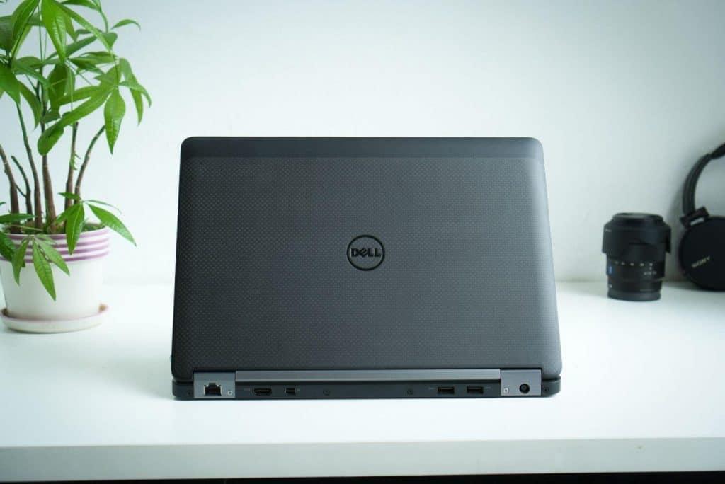 Laptop TCc Dell latitide E7270 1