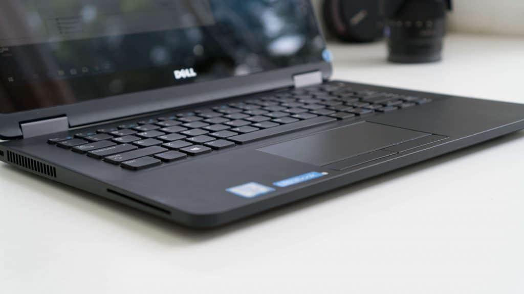 Laptop TCc Dell latitide E7270 12