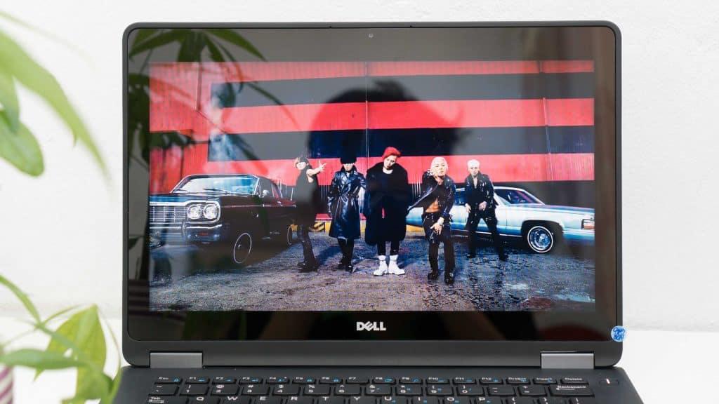Laptop TCc Dell latitide E7270 17