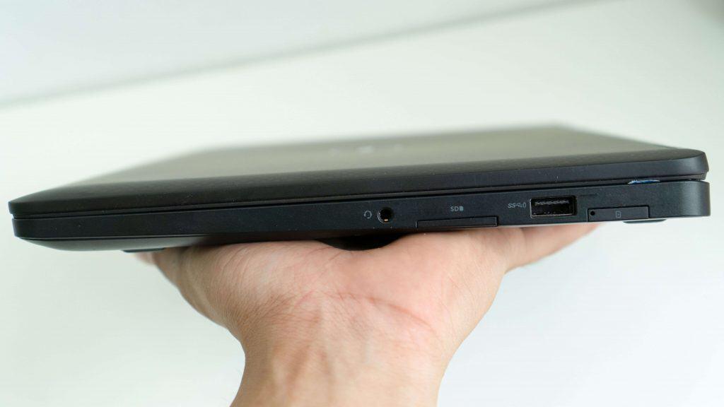 Laptop TCc Dell latitide E7270 9